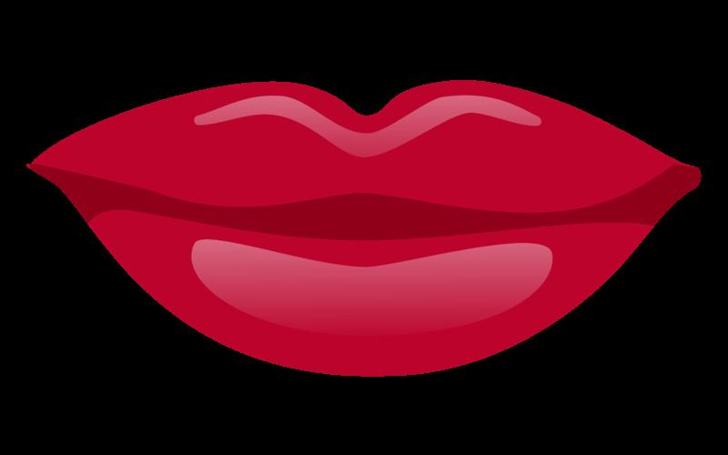 Fyldige læber